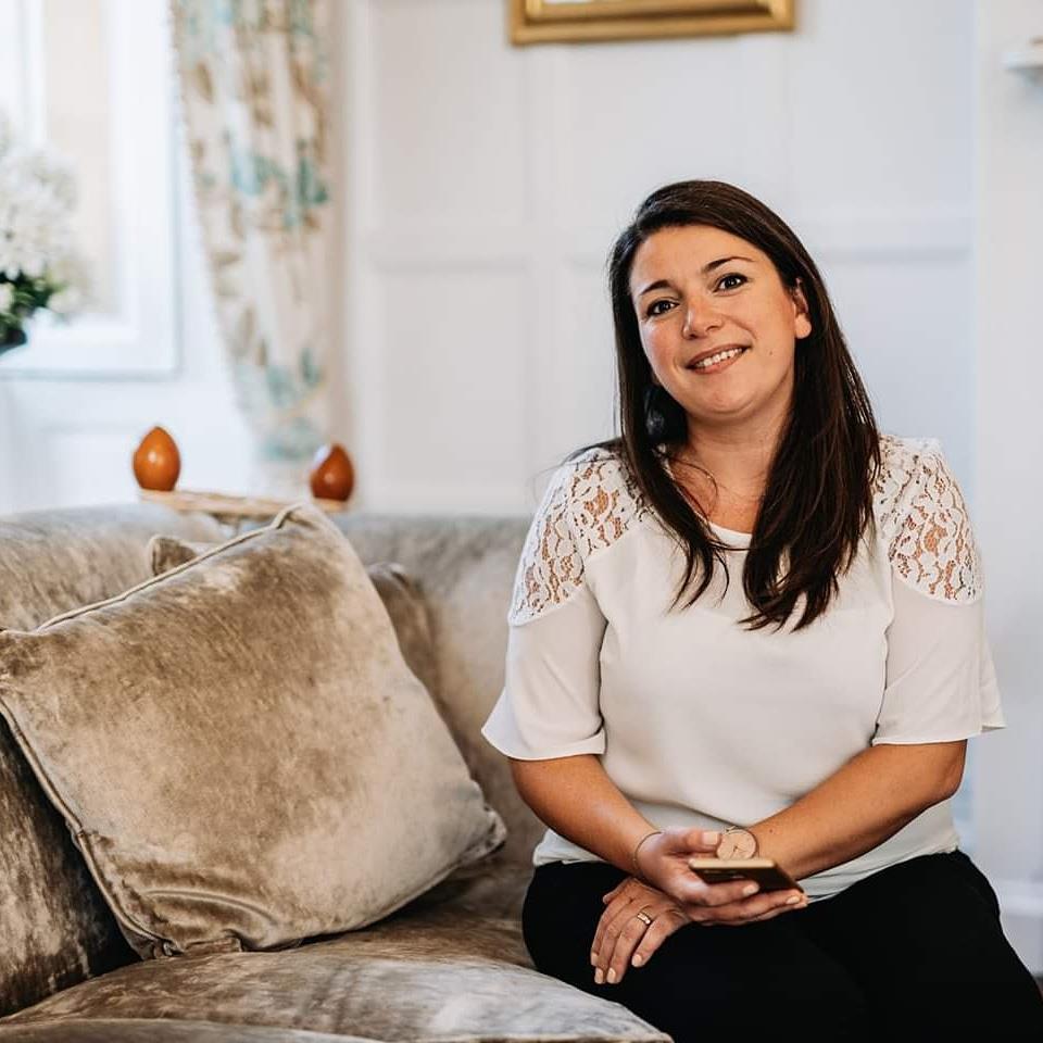 Portrait of Anna Wilson Wedding Planner for Ellwed Talks Podcast