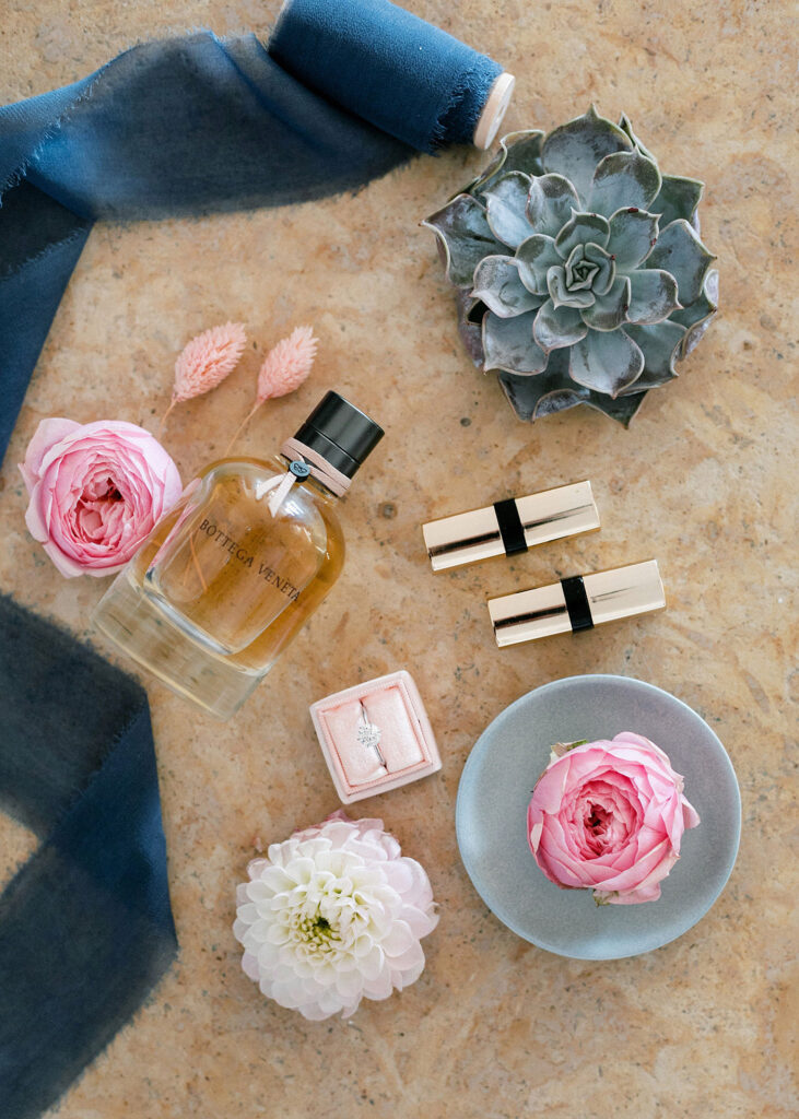 perfume of the bride