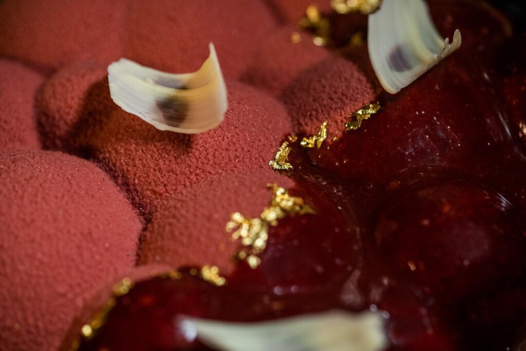 Majestic Christmas Feast sweets