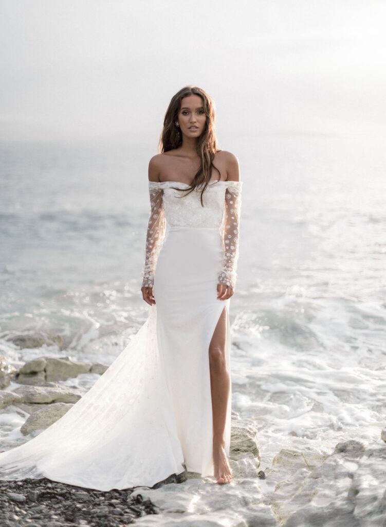 New Collection Rime Arodaky babe Bride on the sae