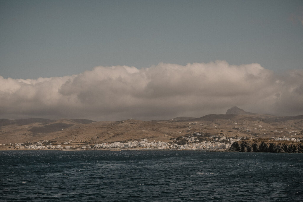 Destination Wedding in Tinos