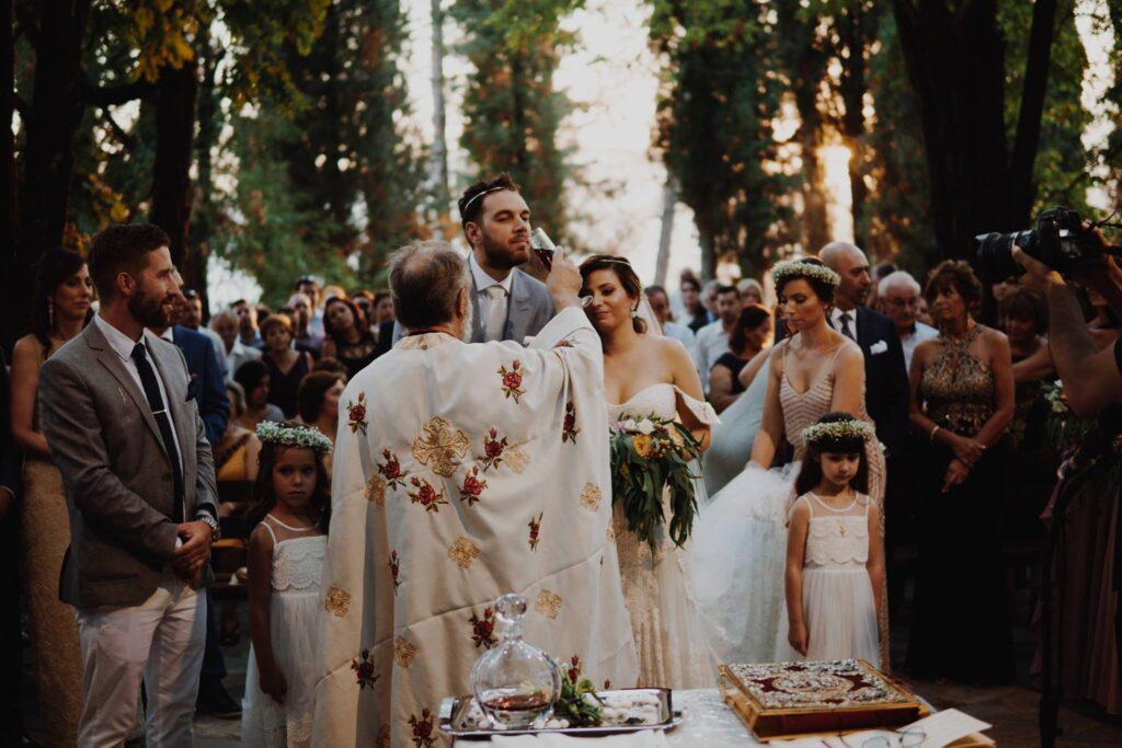 Greek Orthodox Wedding cinematic storytelling