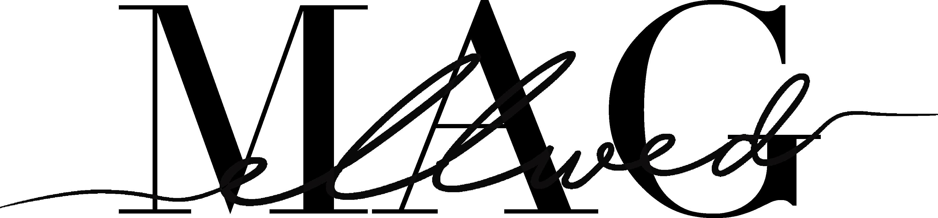 Ellwed MAG Logo in Balck
