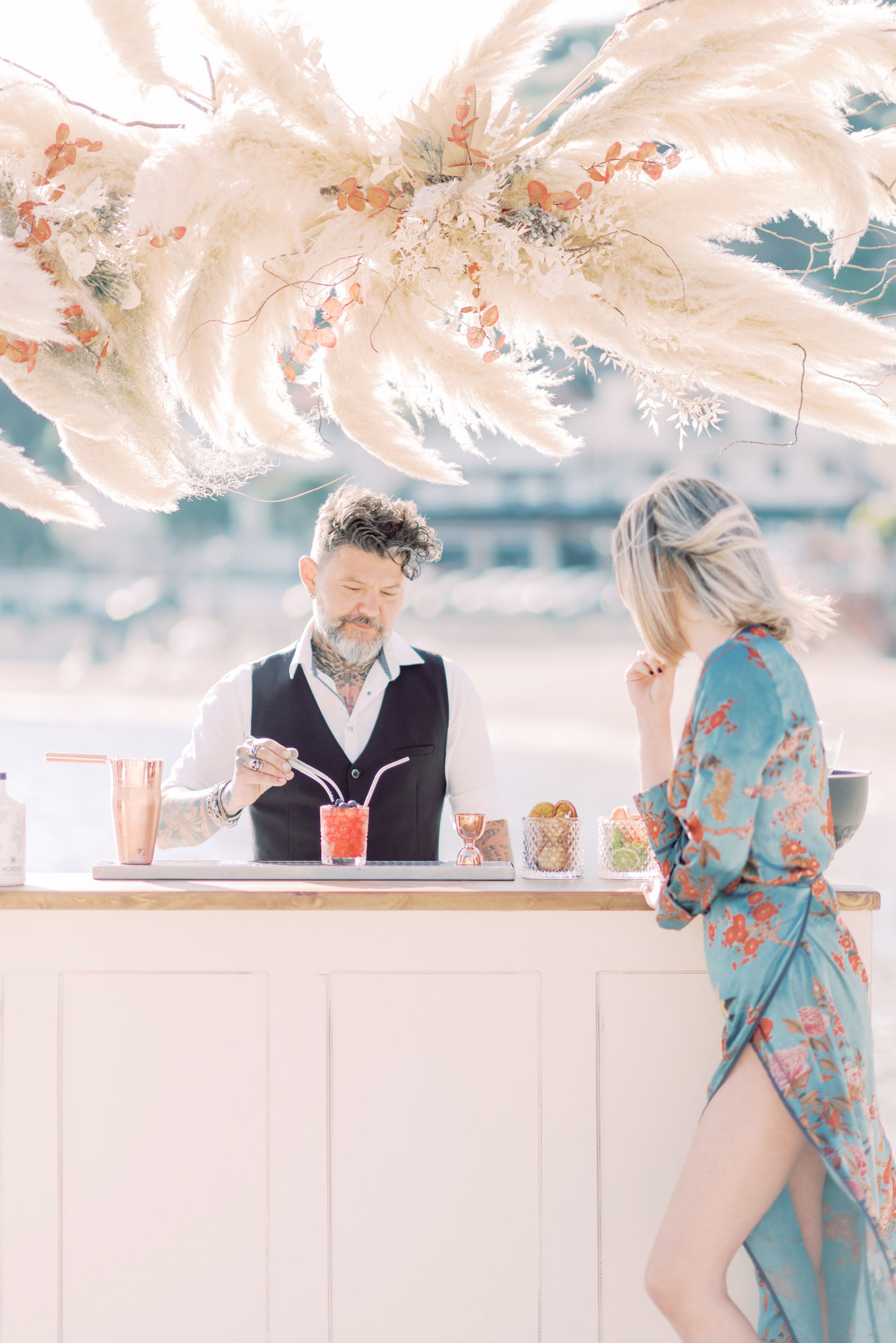 Unforgettable Wedding Reception Makes Successful Destination Wedding